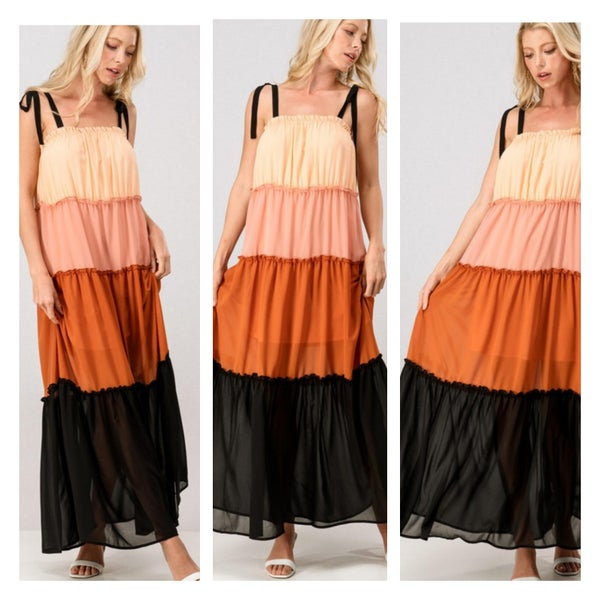 The Tiered Maxi