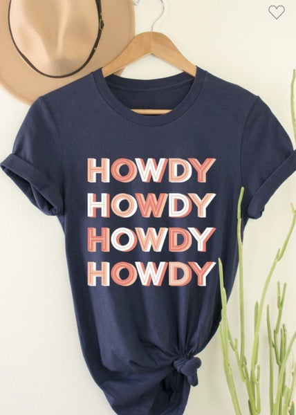 The Howdy Tee