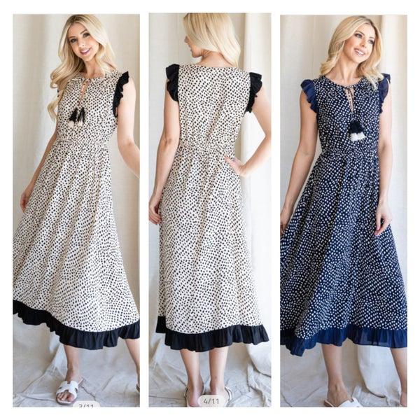 The Brooks Dress