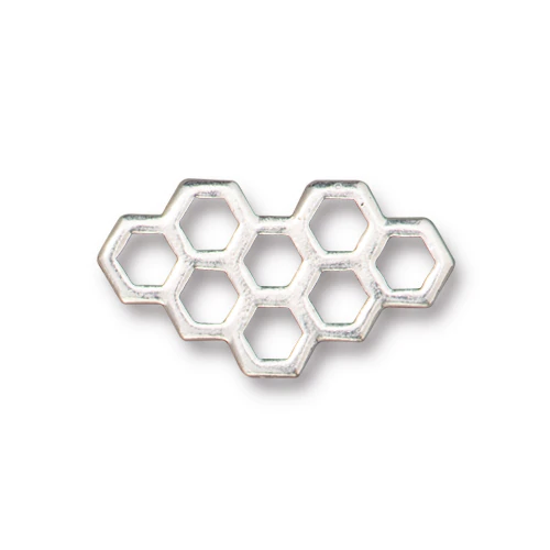 Tierra Cast- Honeycomb Link (two options)