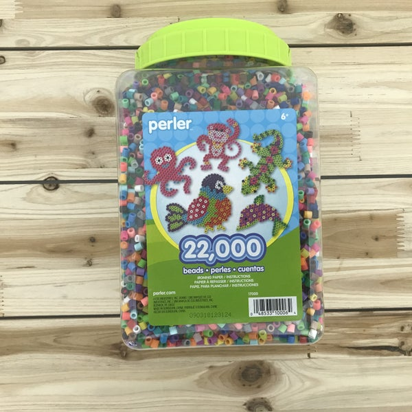 Perler 22,000 Piece Bead Bucket