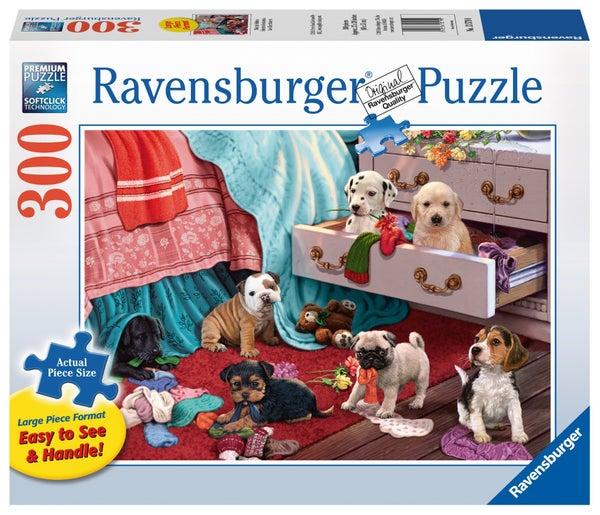 Mischief Makers 300 Pieces, Puzzle