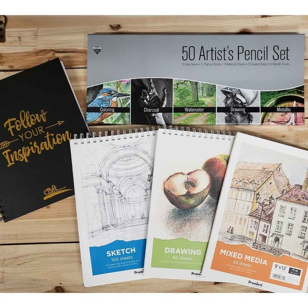 Draw & Sketch Premiere Set
