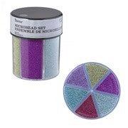 Darice® 6-Color Microbeads Caddy: Basics