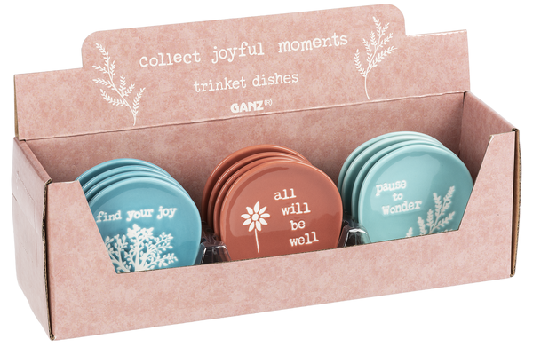 Collect Joyful Moment Trinket Dishes
