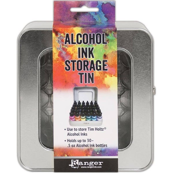 Alcohol Ink Storage Case by Ranger