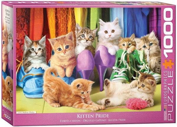 Kitten Pride
