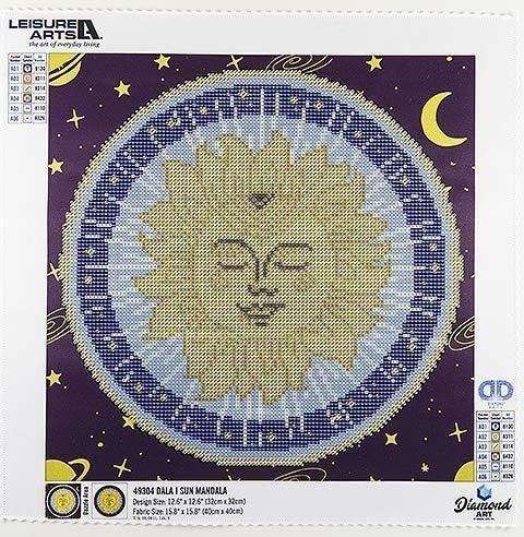 Diamond Art, Sun Mandala