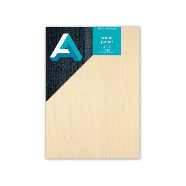 Wood Panel 5x7 inch