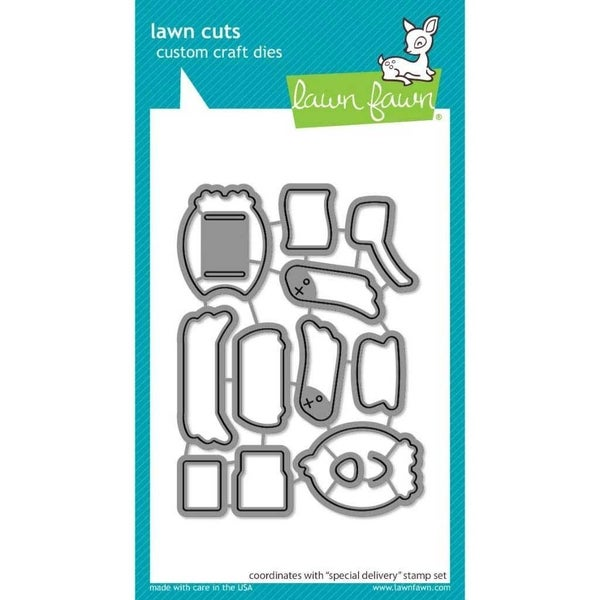 Lawn Fawn Special Delivery Die Cuts