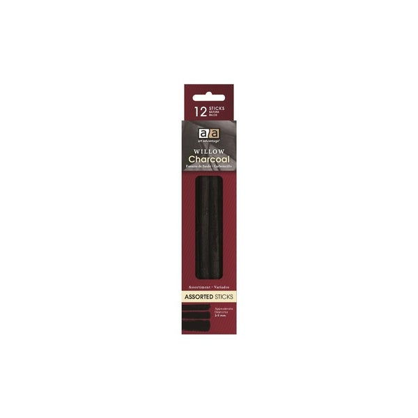 Willow Charcoal 12 Stick