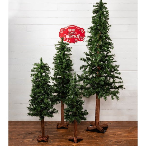 Alpine Trees Starting at $38.96 (3 , 4, 5 or 7 foot)