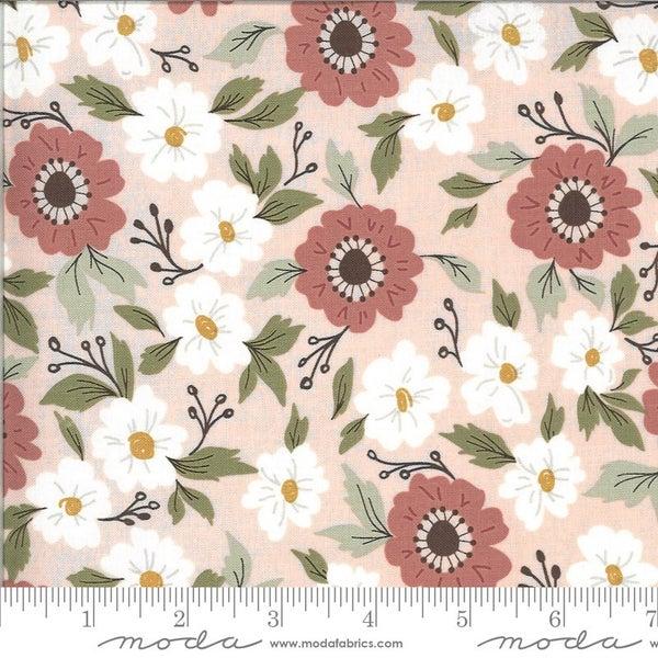 1 Yard Cut - Folktale Forest Path Petal Pink - MODA Fabrics