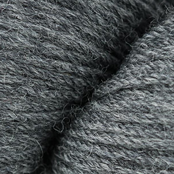 Heritage 100g Skein Sock Yarn- Charcoal