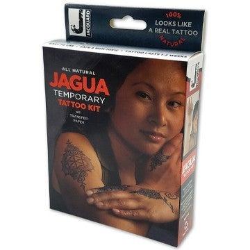 Jagua Temporary Tattoo Kit