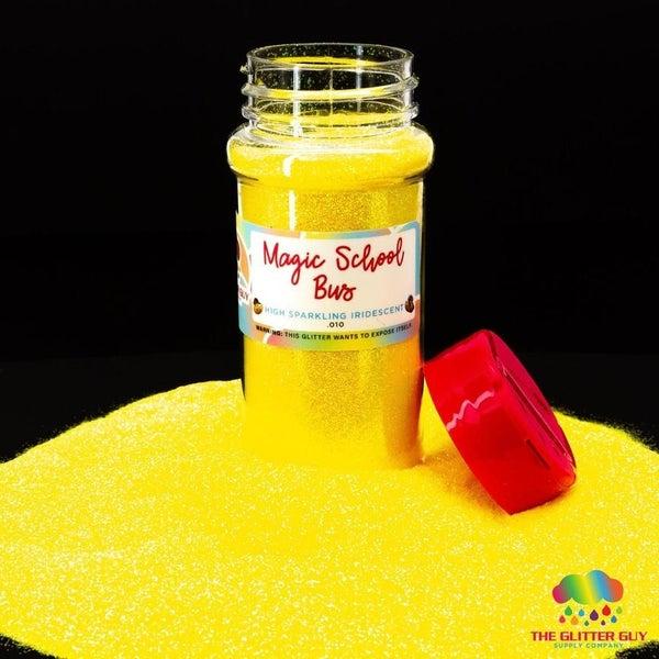 Magic School Bus Iridescent Fine Glitter - The Glitter Guy