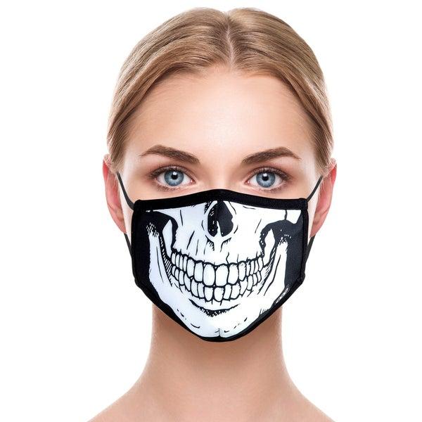 Skeleton Face Cover, Odd Sox