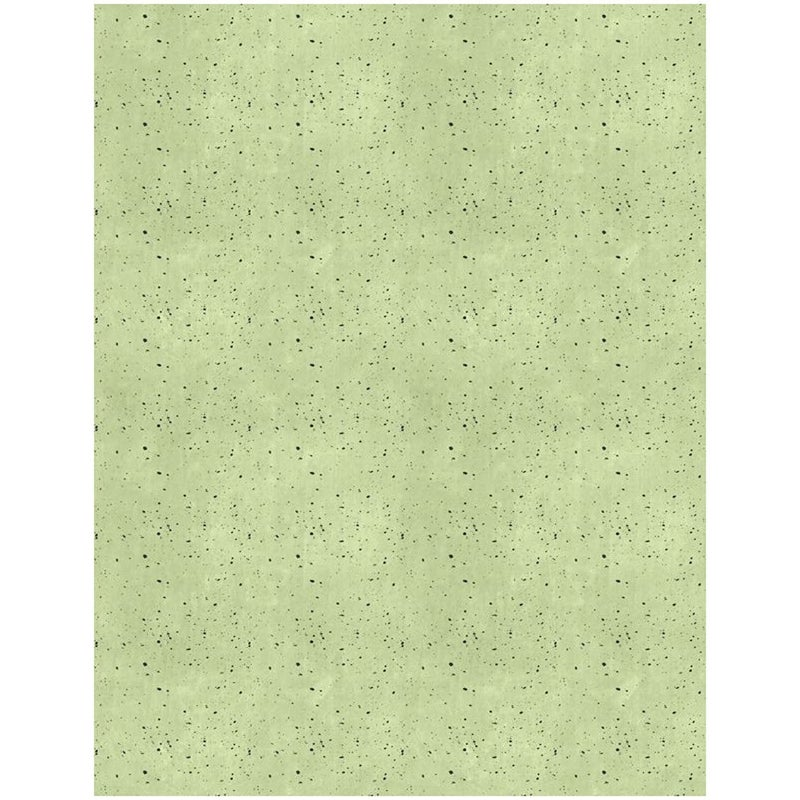 1 yard cut - Hot Cocoa Bar Camping Cup Texture - Green