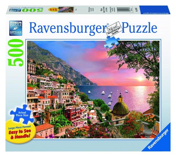Positano 500 Pieces, Puzzle