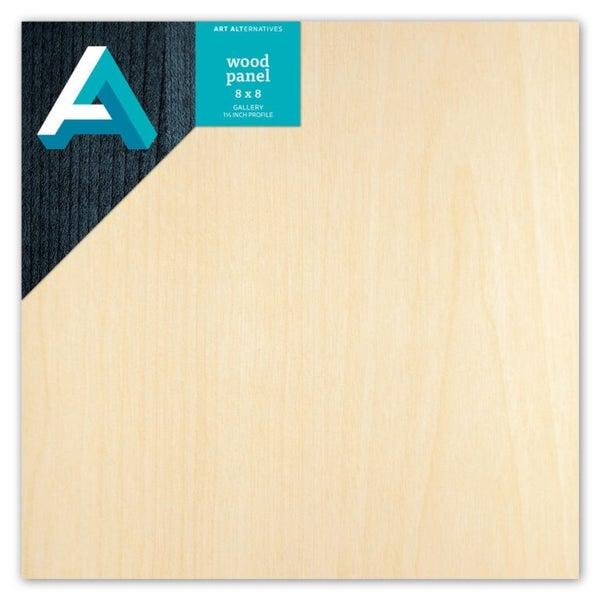 Wood Panel 8x8 inch