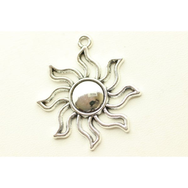 Pendant- Sun Silver