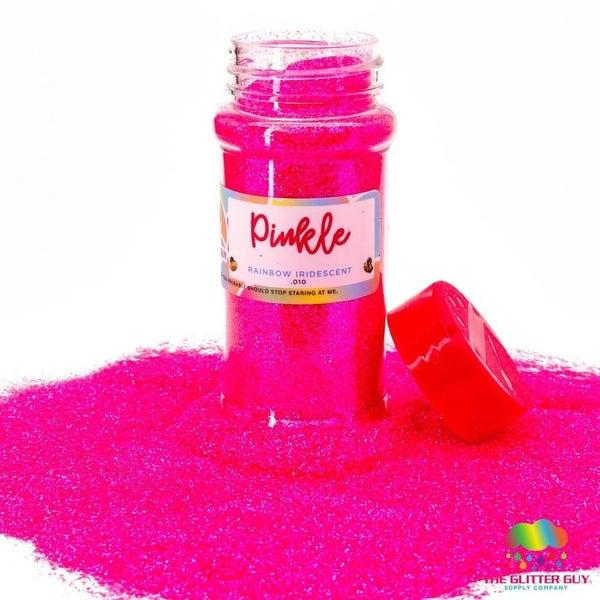 Pinkle Iridescent Fine Glitter - The Glitter Guy