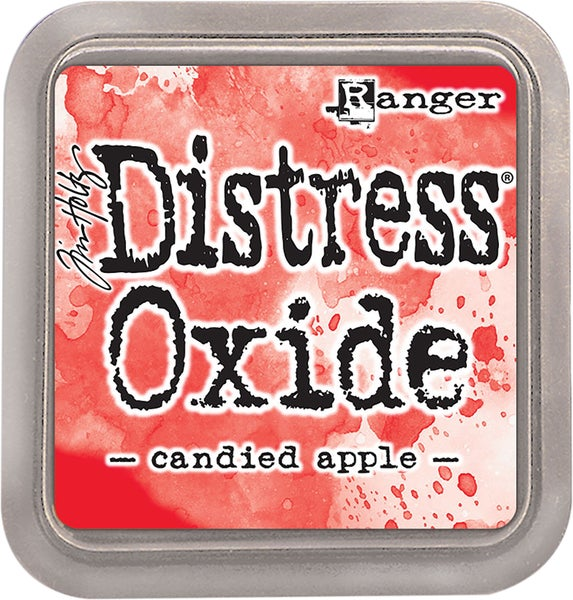 Tim Holtz Distress Oxide Ink Pad, Candied Apple