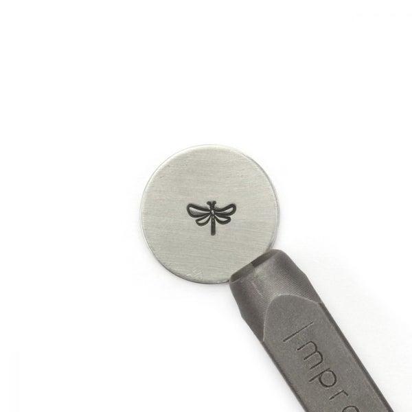 ImpressArt- Design Stamp Dragonfly 6mm