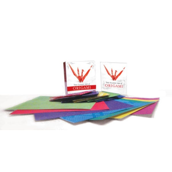 Mini- Classic Art of Origami Kit