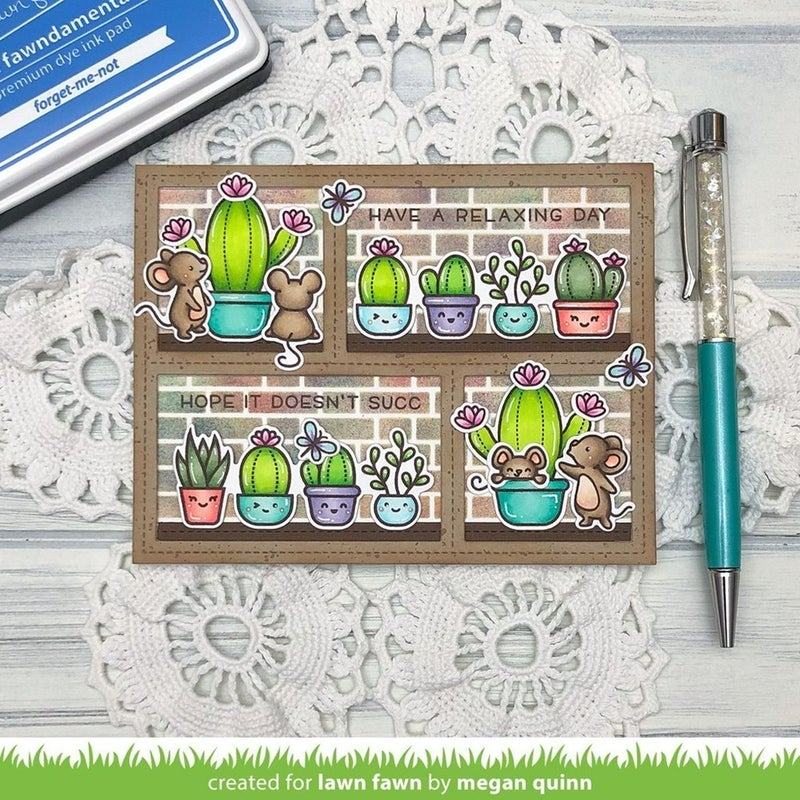 Simply Celebrate Summer Stamp Set, Lawn Fawn