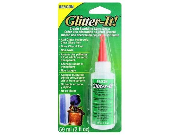 Beacon Glitter-It Glue 2 oz