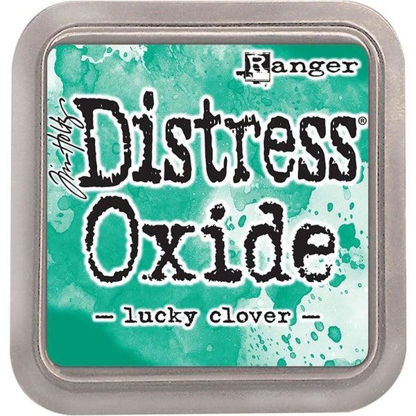 Tim Holtz Distress Oxide Ink Pad, Lucky Clover