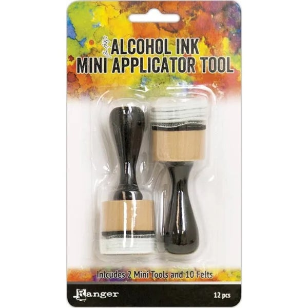 Tim Holtz Alcohol Ink Mini Applicatory 2pc