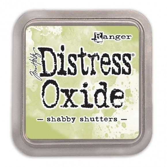 Tim Holtz Distress Oxide Ink Pad, Shabby Shutter
