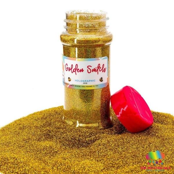 Golden Snitch Fine Glitter - The Glitter Guy