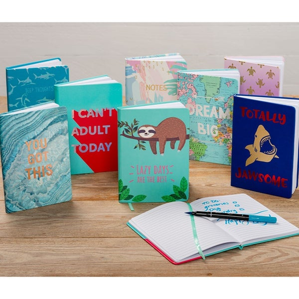 Novelty Notebooks