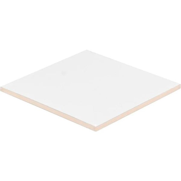 Ceramic Tile Bright White (Choose from two sizes)