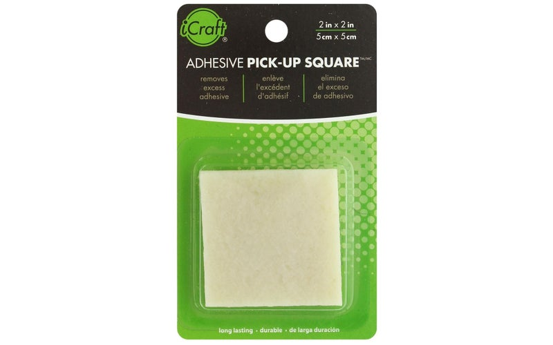 Adhesive Pick Up Eraser 2x2 inches