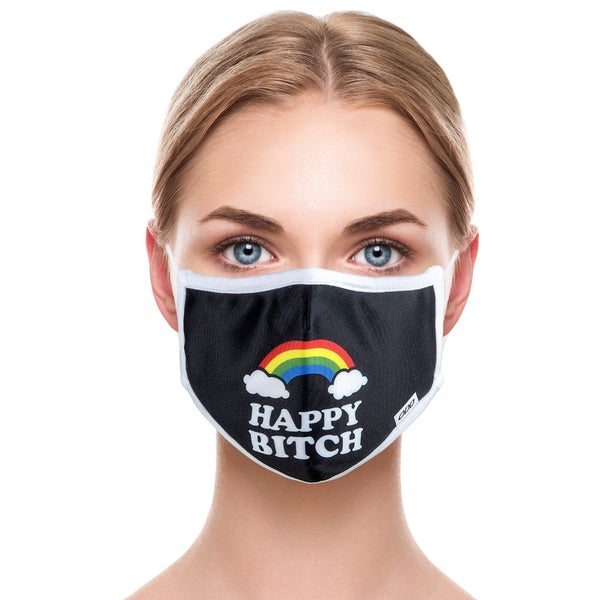 Happy Bitch Face Cover, Odd SOx