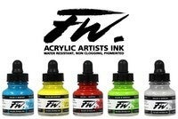 Daler-Rowney FW Acrylic Ink (Multiple Color Options)