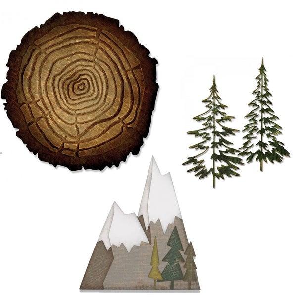 Sizzix Pacific Northwest Bundle