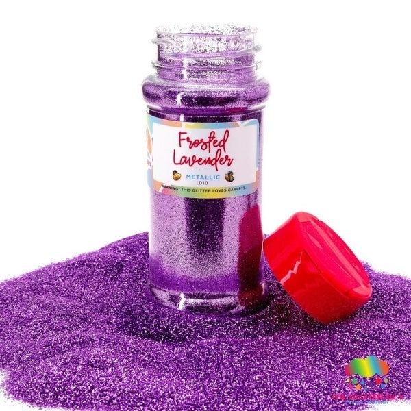 Lavender Fine Glitter - The Glitter Guy
