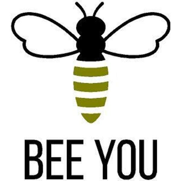 Rub-On Vinyl- Bee You