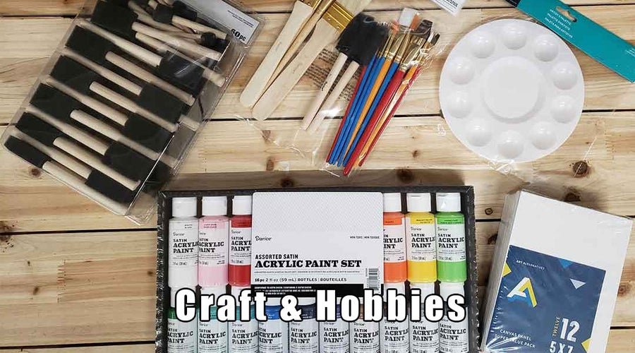 Craft & Hobbies