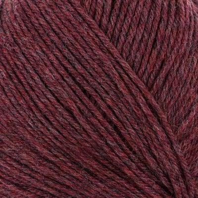 220 Superwash Malbec Heather 100% Wool 220 yards