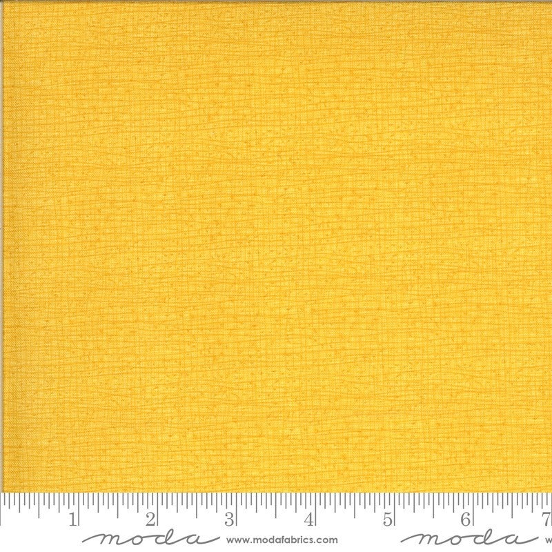 1 Yard Cut - Buttercup Thatched Quilt Basic - Designed by Robin Pickens for MODA Fabrics
