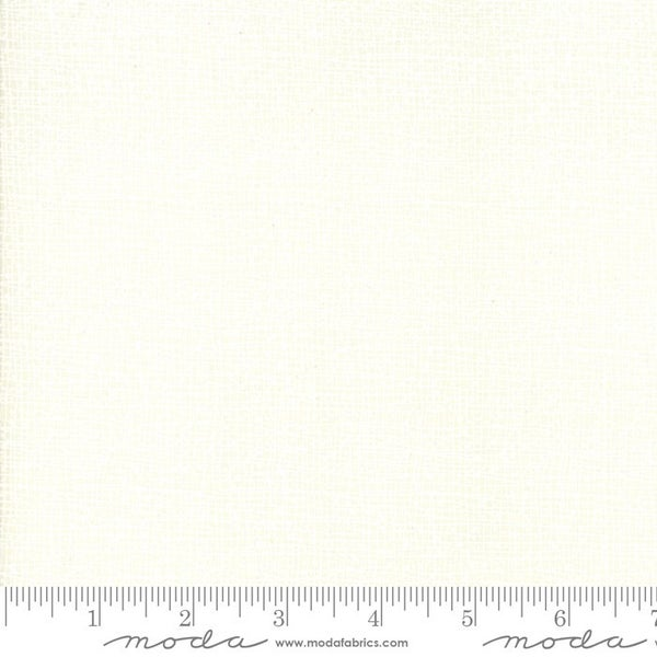 1 Yard Cut - Cream Thatched Quilt Basic - Designed by Robin Pickens for MODA Fabrics