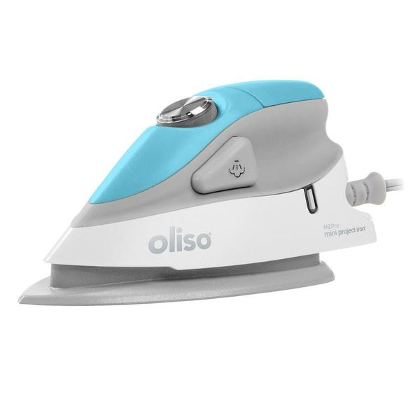 Oliso M2 Pro Mini Project Iron with Solemate - Turquoise