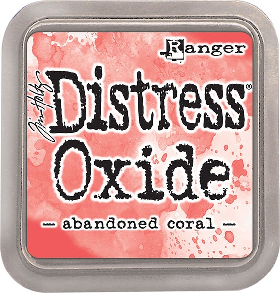 Tim Holtz Distress Oxide Ink Pad, Abandoned Coral
