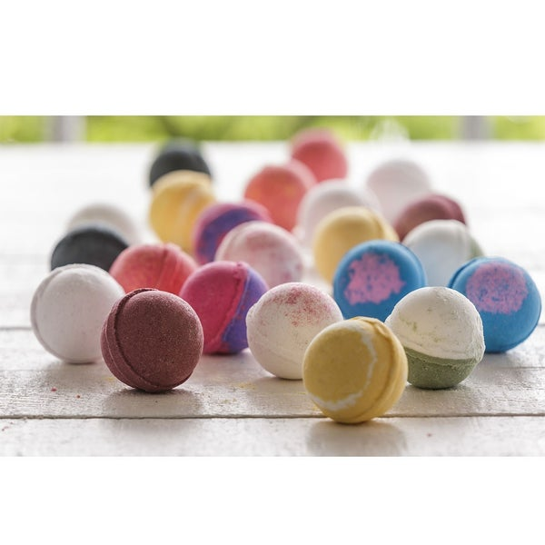 Bath Bombs (Over a Dozen Scents to Choose From)